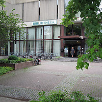 Municipal library of Sint-Niklaas.