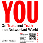 New Book: Witnessing You, On trust and Truth in a Networked World