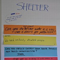 Questions adressed to Shelter Research