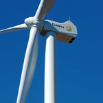 Wind turbines as electrical energy source
